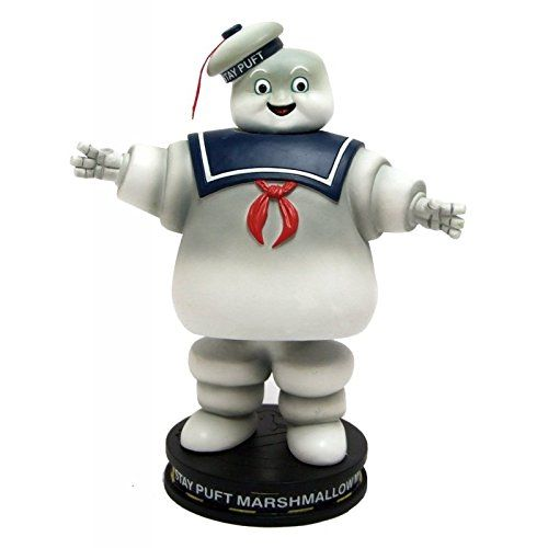 GHOSTBUSTERS STAY PUFT MARSHMALLOW MAN DELUXE MOTION STATUE