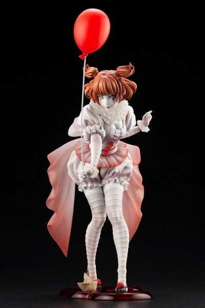 VORBESTELLUNG ! Stephen King's Es 2017 Bishoujo 1/7 Pennywise 25 cm PVC Statue