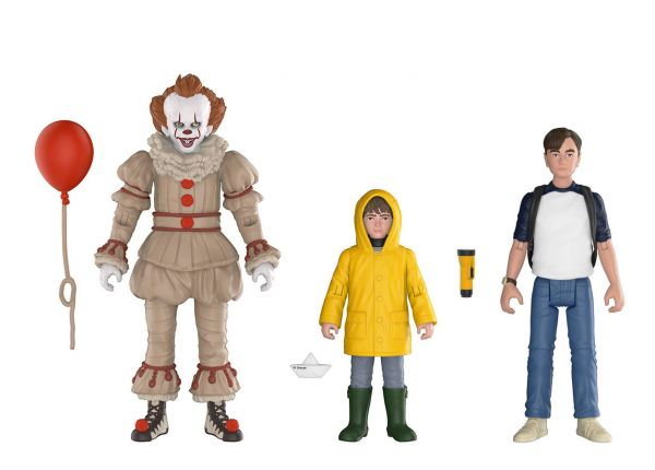 FUNKO IT ACTIONFIGUREN 3-PACK SET 2