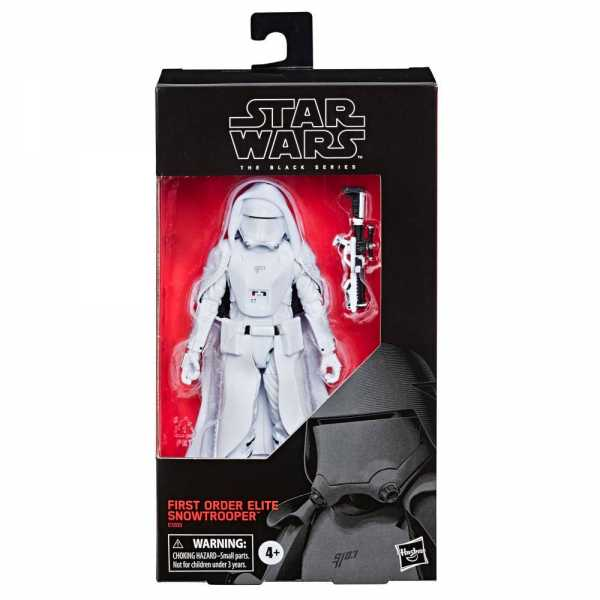 Star Wars Episode IX Black Series Actionfigur First Order Elite Snowtrooper Exclusive 15 cm