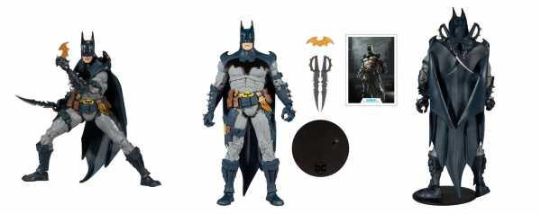 VORBESTELLUNG ! DC Multiverse Batman Designed by Todd McFarlane 18 cm Actionfigur
