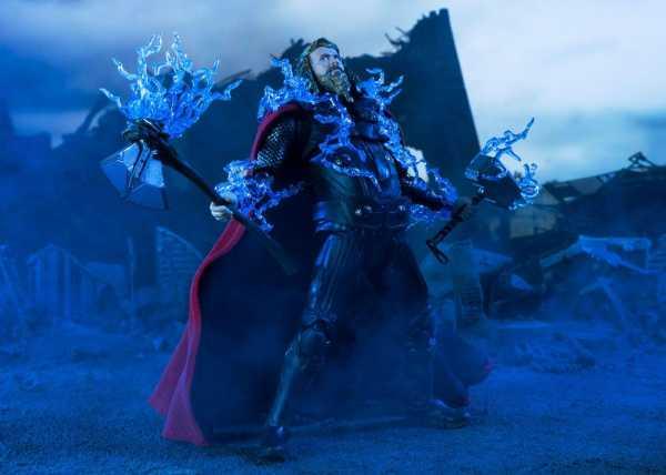 Avengers: Endgame S.H. Figuarts Thor Final Battle Edition 17 cm Actionfigur