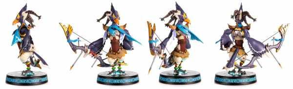 VORBESTELLUNG ! The Legend of Zelda Breath of the Wild Revali 27 cm PVC Statue Collector's Edition