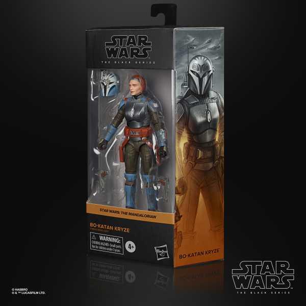 VORBESTELLUNG ! Star Wars The Black Series Bo-Katan Kryze 6 Inch Actionfigur