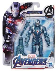 AVENGERS 4 MOVIE 15 cm WAR MACHINE ACTIONFIGUR