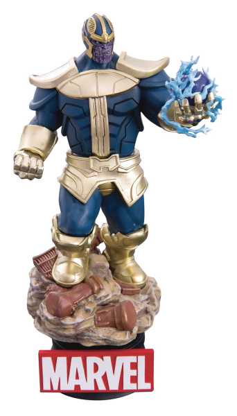 AVENGERS 3 INFINITY WAR THANOS DS-014 DREAM-SELECT SERIES PX FIGUR