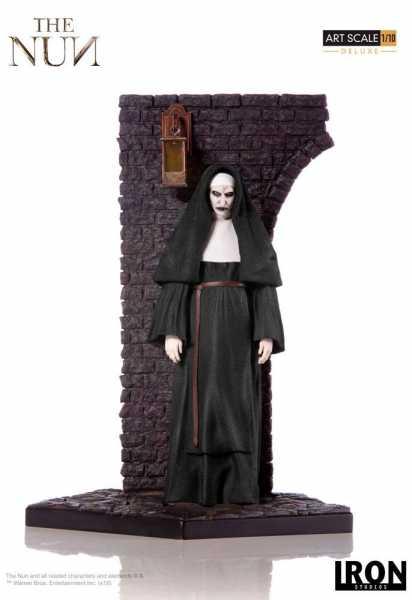 The Nun Art Scale Statue 1/10 The Nun Deluxe Version 19 cm
