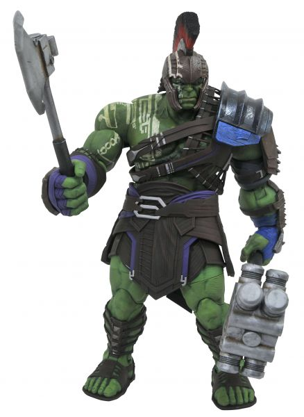 MARVEL SELECT THOR RAGNAROK GLADIATOR HULK ACTIONFIGUR