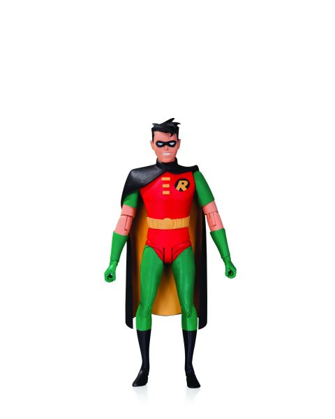 BATMAN ANIMATED BAS ROBIN ACTIONFIGUR