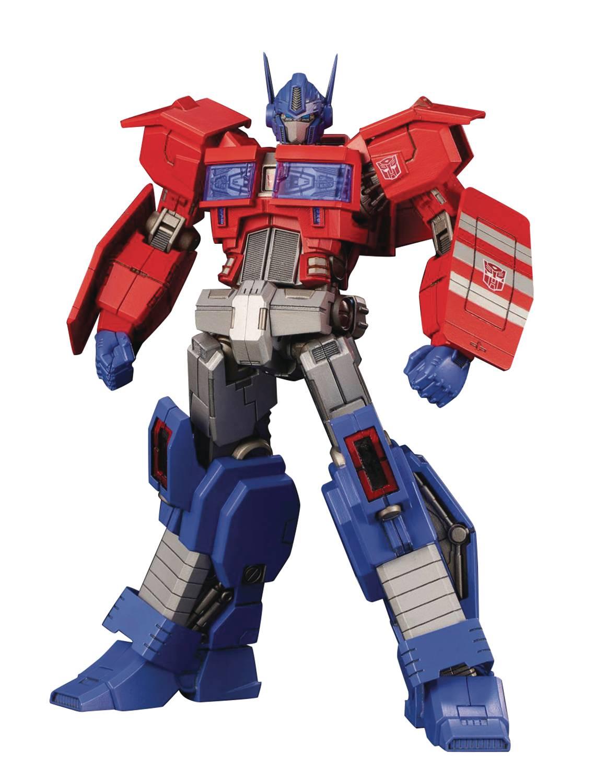 Transformers Optimus Prime Atk Mode Furai Idw Ver Modellbausatz