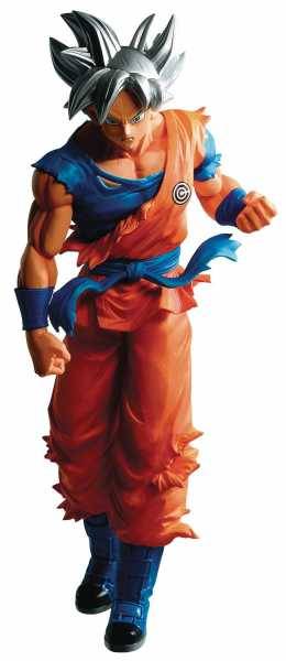 DRAGON BALL HEROES ULTRA INSTINCT SON GOKU ICHIBAN FIGUR
