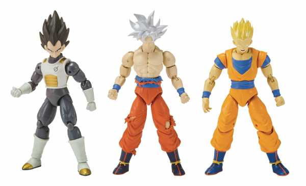 DRAGON BALL SUPER DRAGON STARS SERIE KOMPLETT