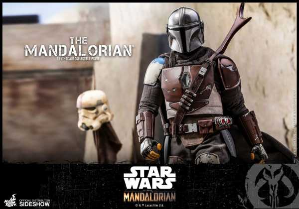 VORBESTELLUNG ! Star Wars The Mandalorian Actionfigur 1/6 The Mandalorian 30 cm