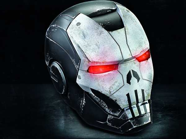 VORBESTELLUNG ! AVENGERS LEGENDS GEAR PUNISHER HELM
