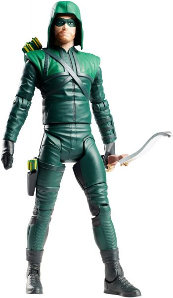 DC MULTIVERSE 15cm GREEN ARROW TV ACTIONFIGUR