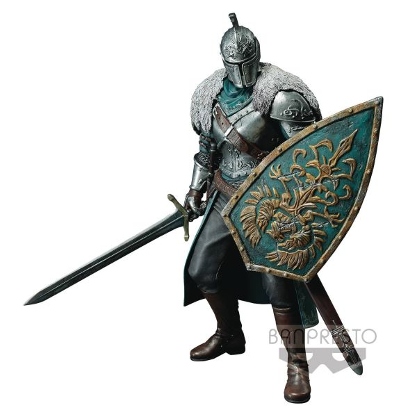 DARK SOULS SCULPT COLLECTION V1 FARAAM KNIGHT FIGUR