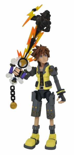 VORBESTELLUNG ! KINGDOM HEARTS 3 GUARDIAN FORM TOY STORY SORA ACTIONFIGUR