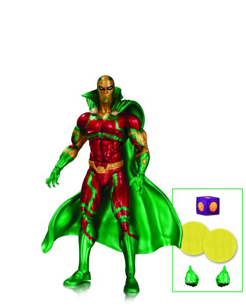 DC ICONS MISTER MIRACLE EARTH 2 ACTIONFIGUR