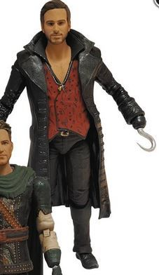 ONCE UPON A TIME HOOK PX ACTIONFIGUR