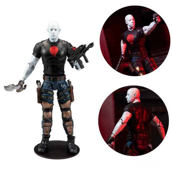 BLOODSHOT MOVIE 7 INCH SCALE BLOODSHOT ACTIONFIGUR