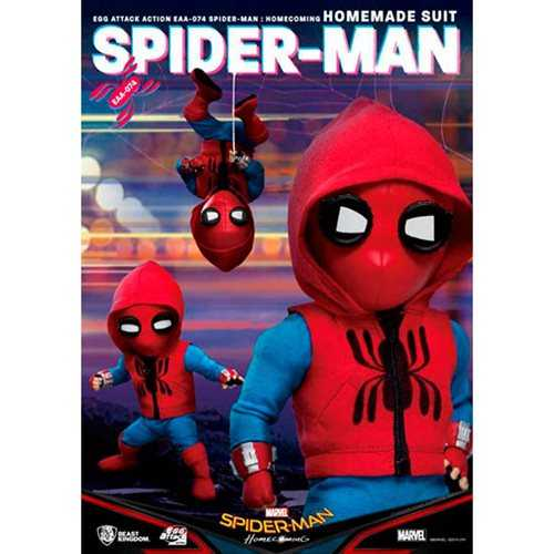 SPIDER-MAN HOMECOMING EAA-074 SPIDER-MAN PX HOMEMADE SUIT ACTIONFIGUR
