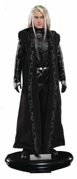 HARRY POTTER & THE GOBLET OF FIRE LUCIUS MALFOY 1/6 COLLECTIBLE ACTIONFIGUR