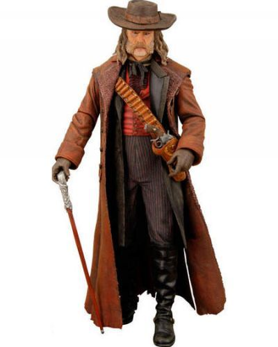 "Jonah Hex QUENTIN TURNBULL 7"" Action Figure"