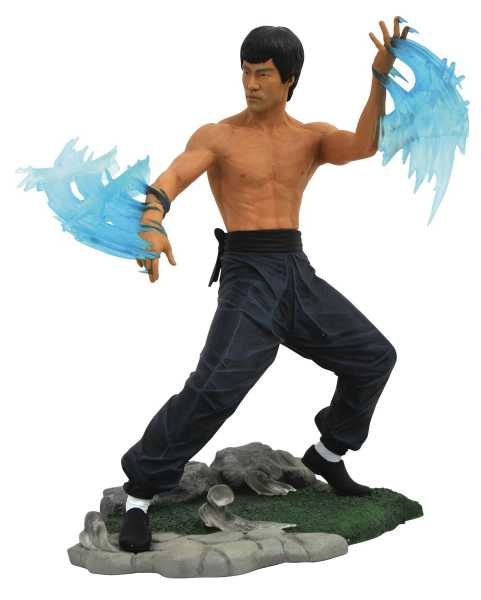 BRUCE LEE GALLERY WATER PVC STATUE