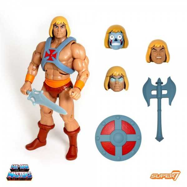 MASTERS OF THE UNIVERSE CLUB GRAYSKULL ULTIMATE HE-MAN