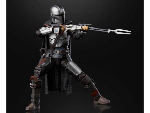 Star Wars The Black Series The Mandalorian (Beskar) 6-Inch Actionfigur
