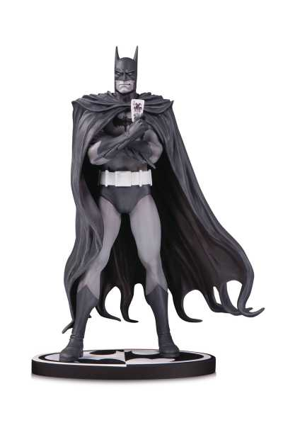 VORBESTELLUNG ! BATMAN BLACK & WHITE BY BRIAN BOLLAND STATUE