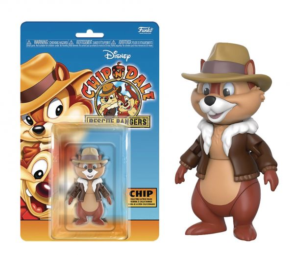 FUNKO DISNEY AFTERNOON RESCUE RANGERS CHIP ACTIONFIGUR