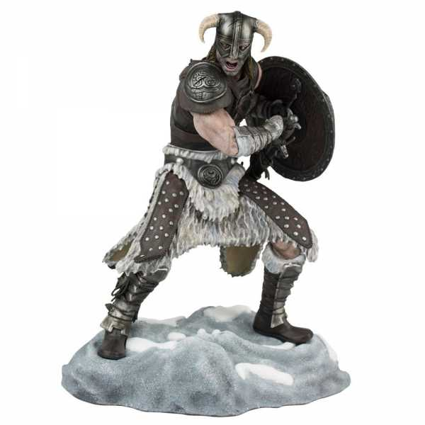 The Elder Scrolls V Skyrim Dragonborn 24 cm PVC Statue