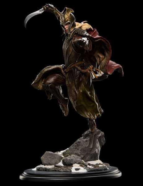VORBESTELLUNG ! Hobbit Die Schlacht der Fünf Heere 1/6 Mirkwood Elf Soldier 44 cm Statue