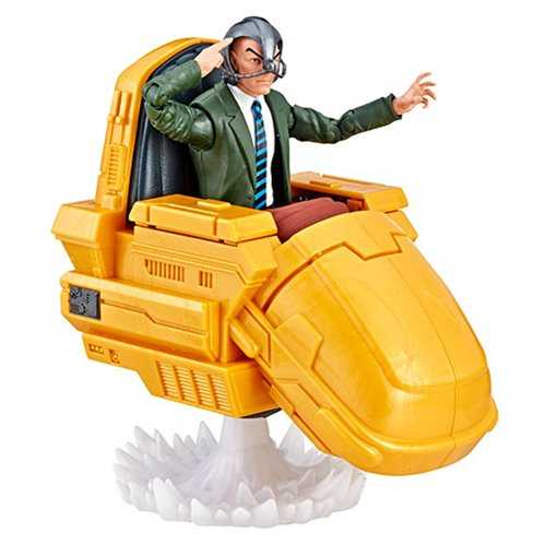 MARVEL LEGENDS ULTIMATE PROFESSOR X MIT HOVER-CHAIR