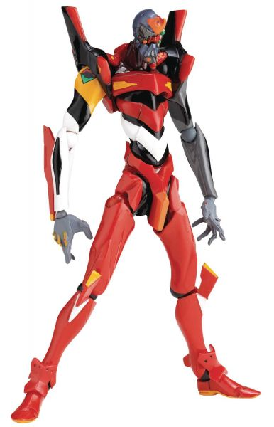 REVOLTECH EVANGELION EVOLUTION EV-011 EVA KAI 02 BETA ACTIONFIGUR