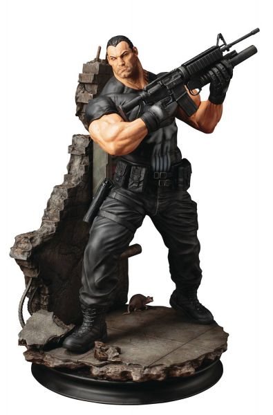 MARVEL UNIVERSE THE PUNISHER FINE ART STATUE