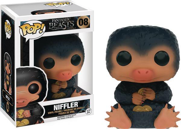 POP FANTASTIC BEASTS NIFFLER VINYL FIGUR