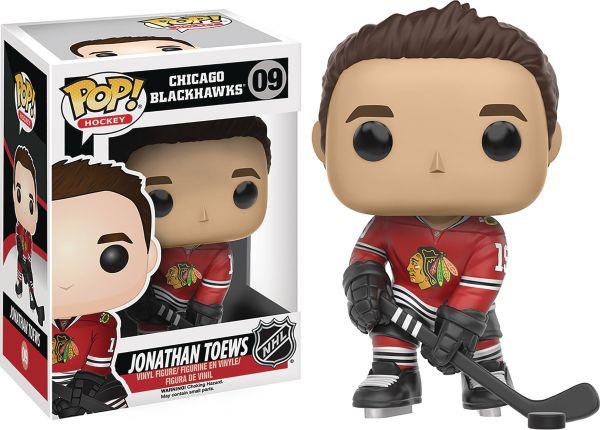 POP NHL JONATHAN TOEWS VINYL FIGUR