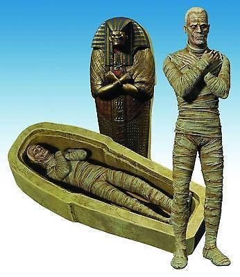UNIVERSAL MONSTERS DIAMOND SELECT THE MUMMY DIE MUMIE 8INCH ACTIONFIGUR