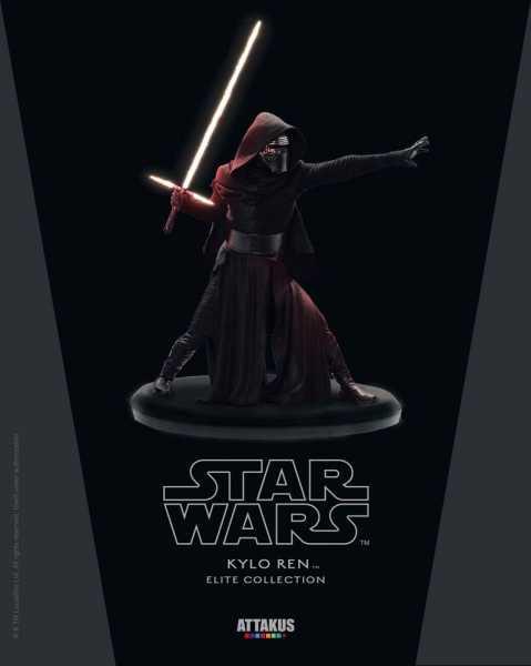 Star Wars Episode VII Elite Collection Kylo Ren 21 cm Statue