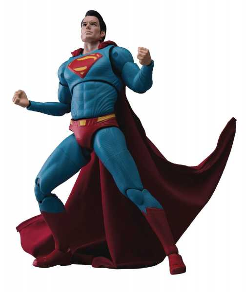 BVS DAH-003SP DYNAMIC 8CTION HEROES SUPERMAN PX ACTIONFIGUR COMIC VERSION