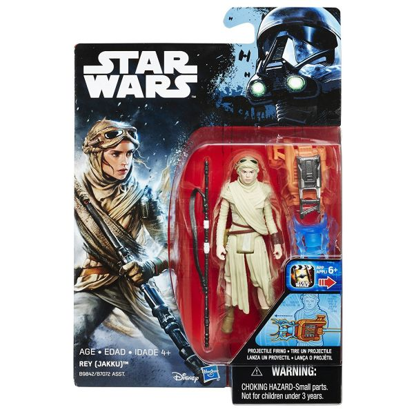 Star Wars The Force Awakens Rey 10cm Actionfigur