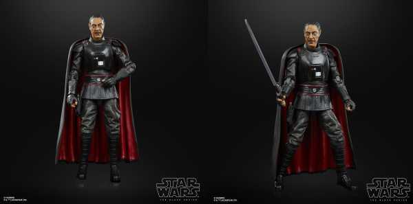 Star Wars The Black Series Moff Gideon 6 Inch Actionfigur