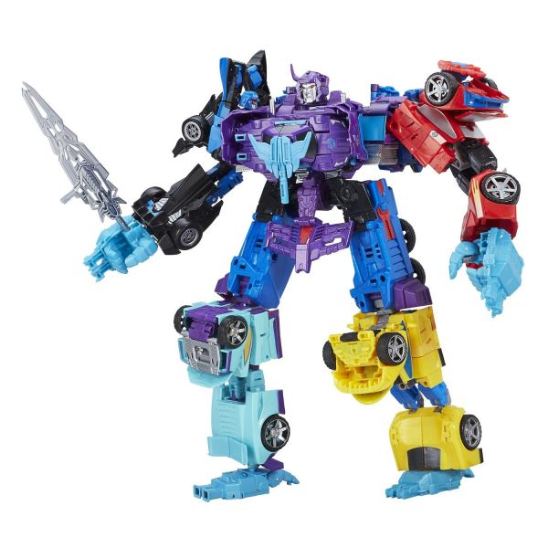 TRANSFORMERS GENERATIONS G2 MENASOR ACTIONFIGUREN-SET