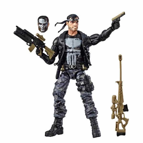 Marvel Legends Punisher Exclusive Actionfigur
