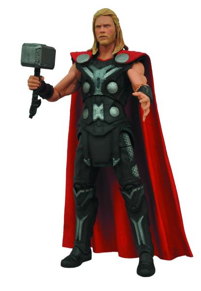 MARVEL SELECT AVENGERS 2 THOR ACTIONFIGUR
