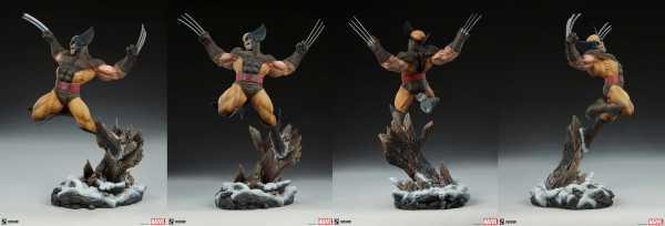 VORBESTELLUNG ! Marvel Wolverine 52 cm Premium Format Statue