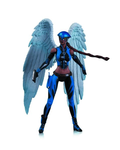 DC COMICS NEW 52 EARTH 2 HAWKGIRL ACTIONFIGUR