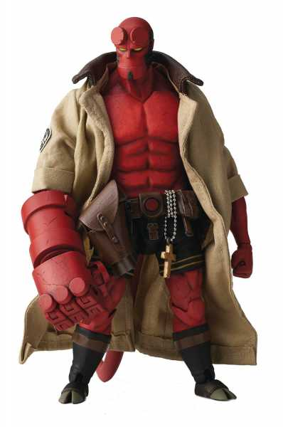HELLBOY STANDARD VERSION 1/12 SCALE ACTIONFIGUR